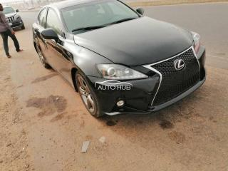 2015 Lexus IS 250 Black