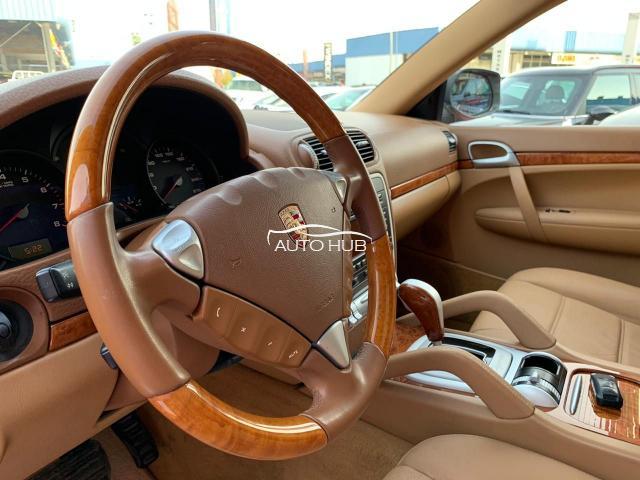 2009 Porsche Cayenne Gray