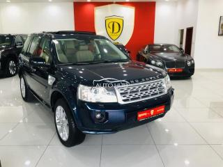 2009 Land Rover LR 2 Black