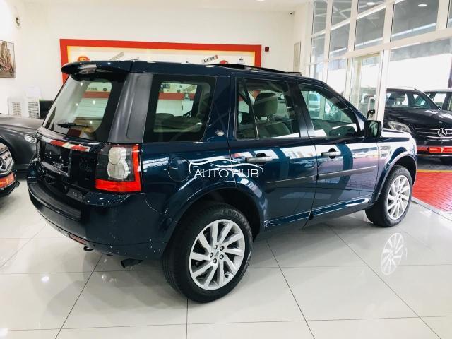 2009 Land Rover LR 2 Black