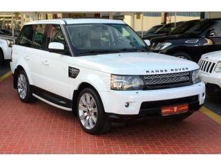 2013 Range Rover Sport Black