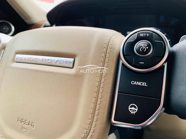2015 Range Rover Vogue White