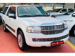 2014 Lincoln Navigator White