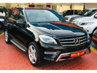 2014 Mercedes Benz ML 350