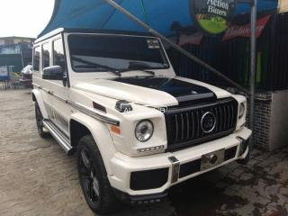 2004 Mercedes Benz G 63 White