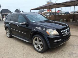 2008 Mercedes GL 450 Black