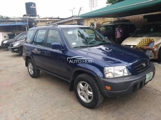 2000 Honda CRV Blue