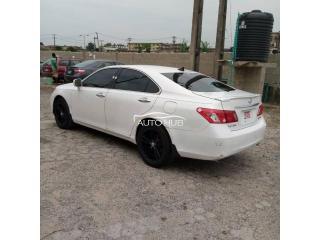 2008 Lexus ES 350 White