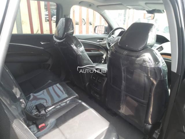 2018 Acura MDX Black