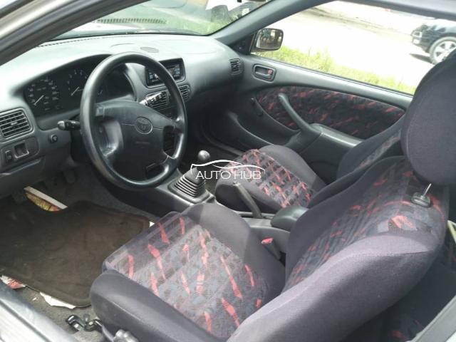 1999 Toyota Corolla Silver