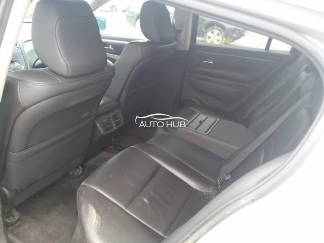 2010 Acura ZDX Silver
