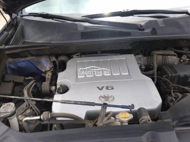 2013 Toyota Highlander Blue