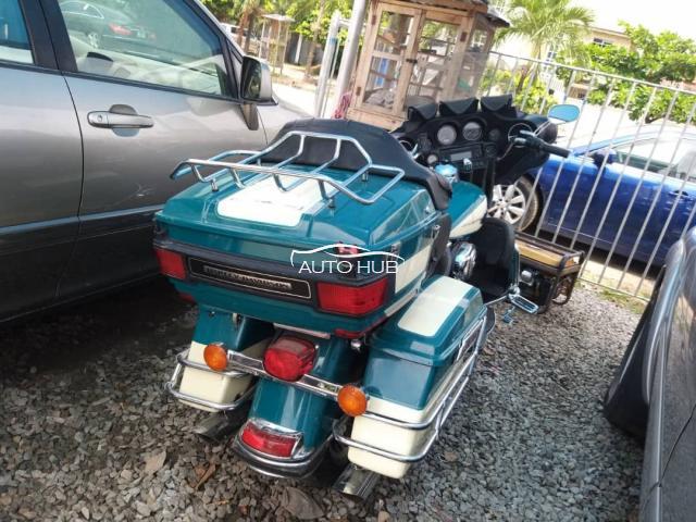 2009 Harleydavidson HD Blue