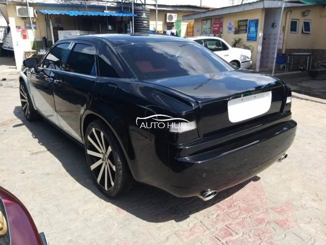 2012 Rolls Royce Ghost Black