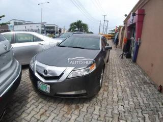 2009 Acura TL Brown