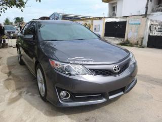 2014 Toyota Camry Black