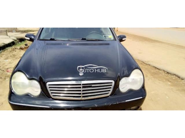 2003 Mercedes Benz C240 Blue