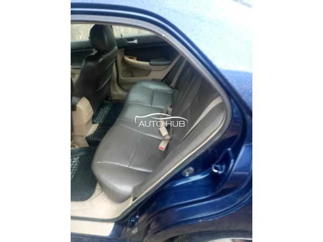 2004 Honda Accord Blue