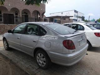 1999 Toyota Avensis Silver