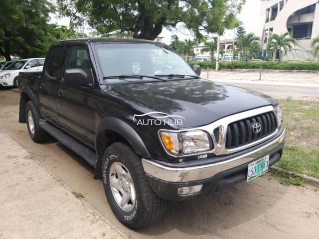 2001 Toyota Tacoma Black