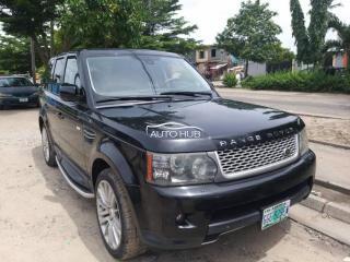 2012 Range Rover Sport Black