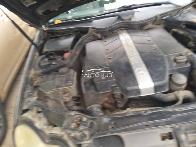 2004 Mercedes Benz C300 Black