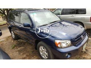 Toyota Highlander 3 rows
