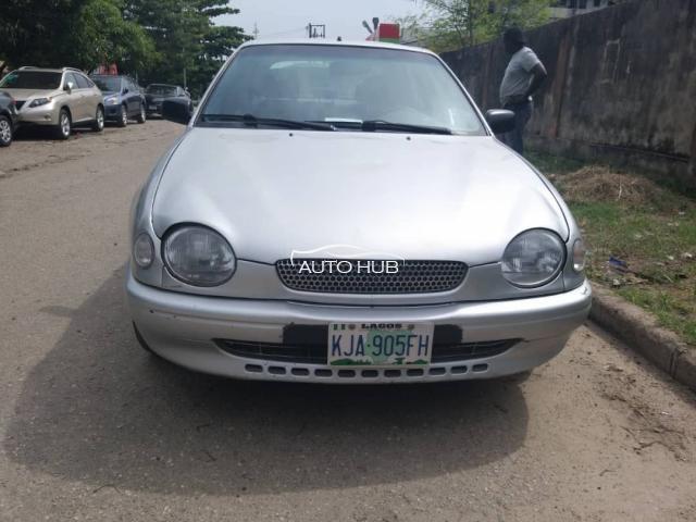 1999 Corolla Wagon Silver