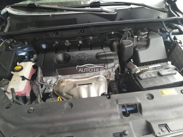 2012 Toyota Rav4 Blue