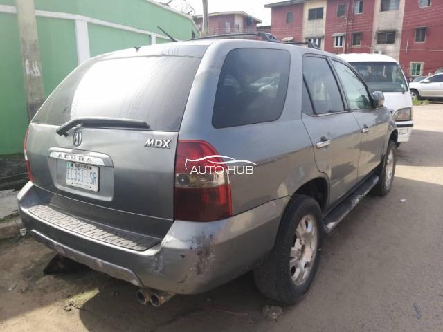 2005 Acura MDX Gray