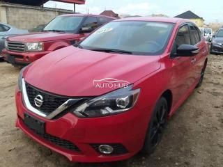 2017 Nissan Sentra Red