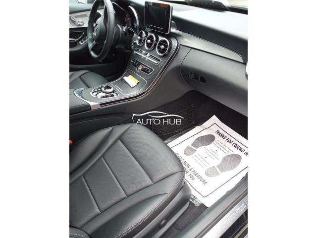 2018 Mercedes Benz C300 Black