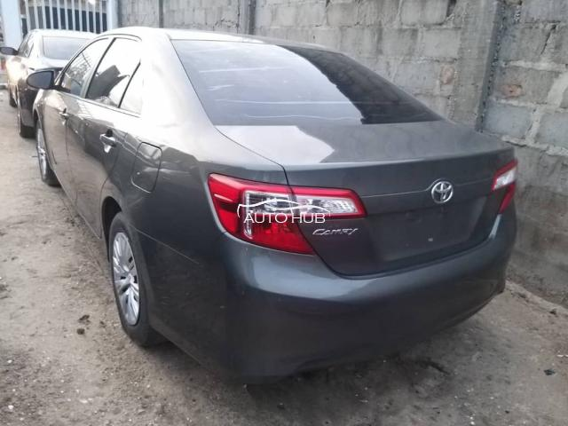 2013 Toyota Camry Gray