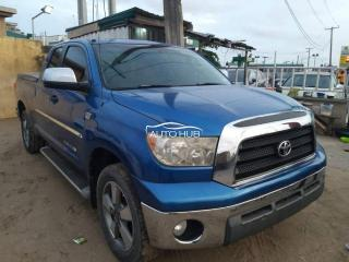 2008 Toyota Tundra Blue
