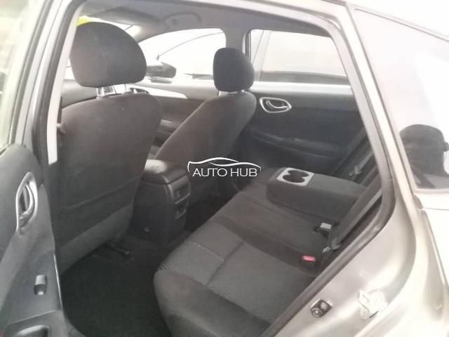 2014 Nissan Sentra Gray