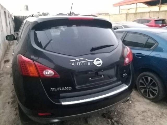 2010 Nissan Murano Black