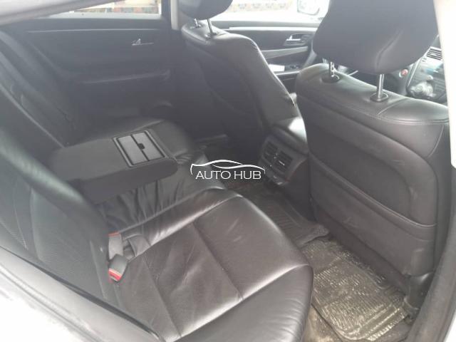 2010 Acura ZDX White