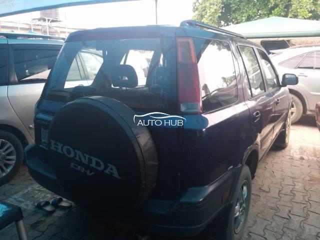 2001 Honda CRV Gray