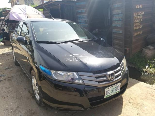 2008 Honda City Blac