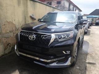 2019 Toyota Prado Black