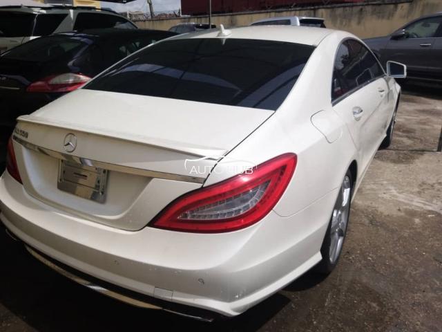 2014 Mercedes Benz CLS550