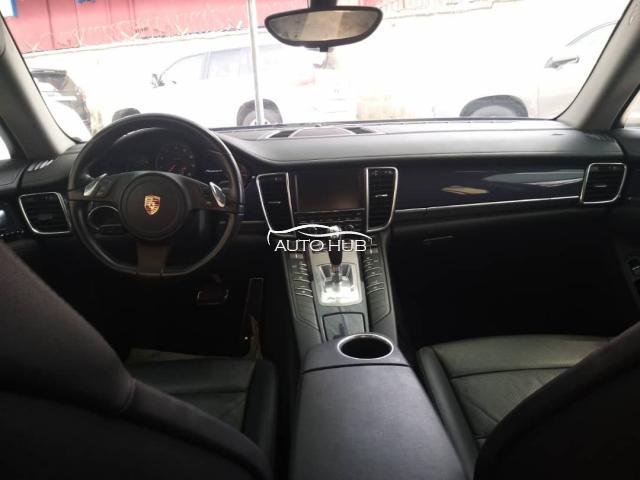2010 Porsche Panamera Black