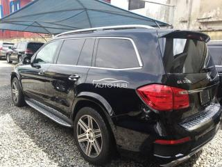 2013 Mercedes Benz GL550