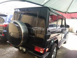 2013 Mercedes Benz G550 Black