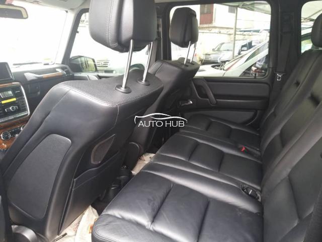 2013 Mercedes Benz G550 Black