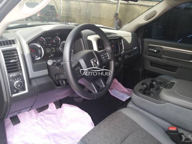 2019 Dodge Ram Gray