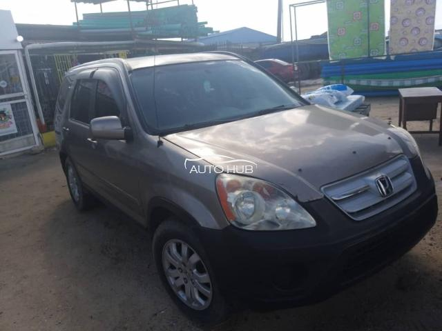 2005 Honda CRV Brown