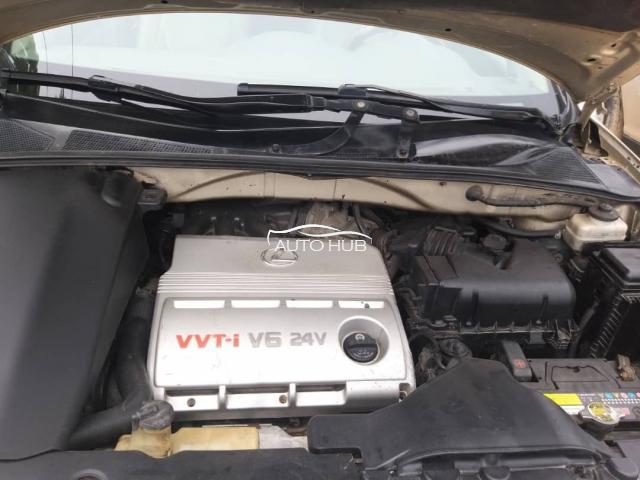 2008 Lexus RX 330 Blue