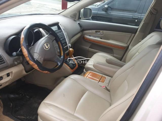 2005 Lexus RX 330 Gold