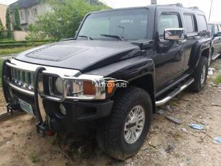 2005 Hummer 3 Black